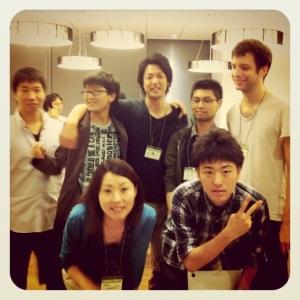 Startup Intern Team Members