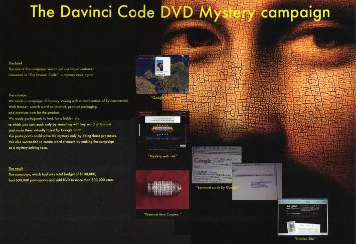 the da vinci code mystery